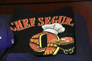 New Segura shirt.