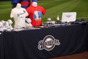 Lots of new apparel and souvenirs available at the ballpark this year.