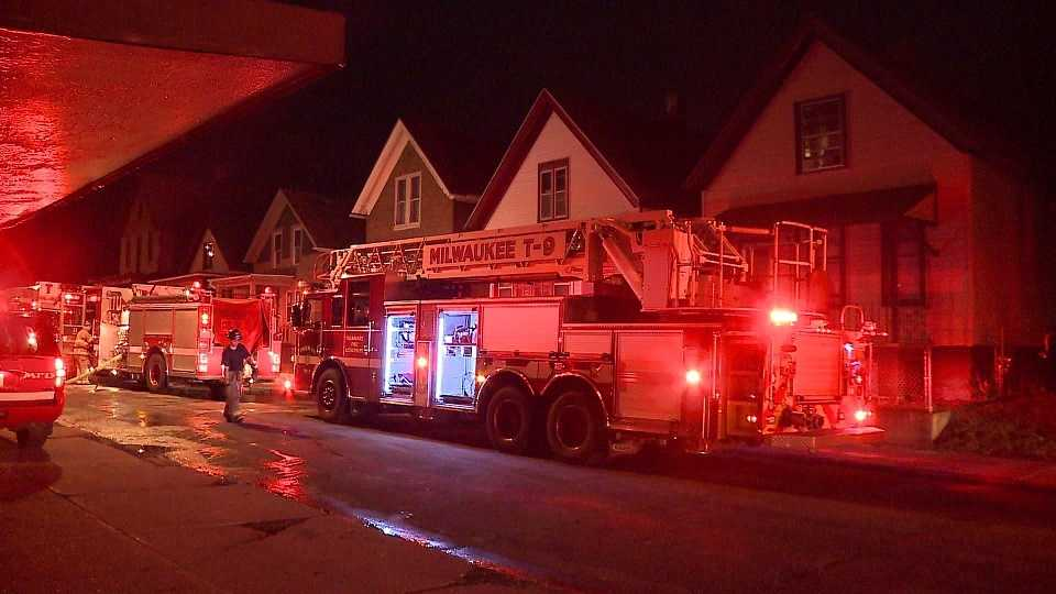 Fatal fire in Milwaukee