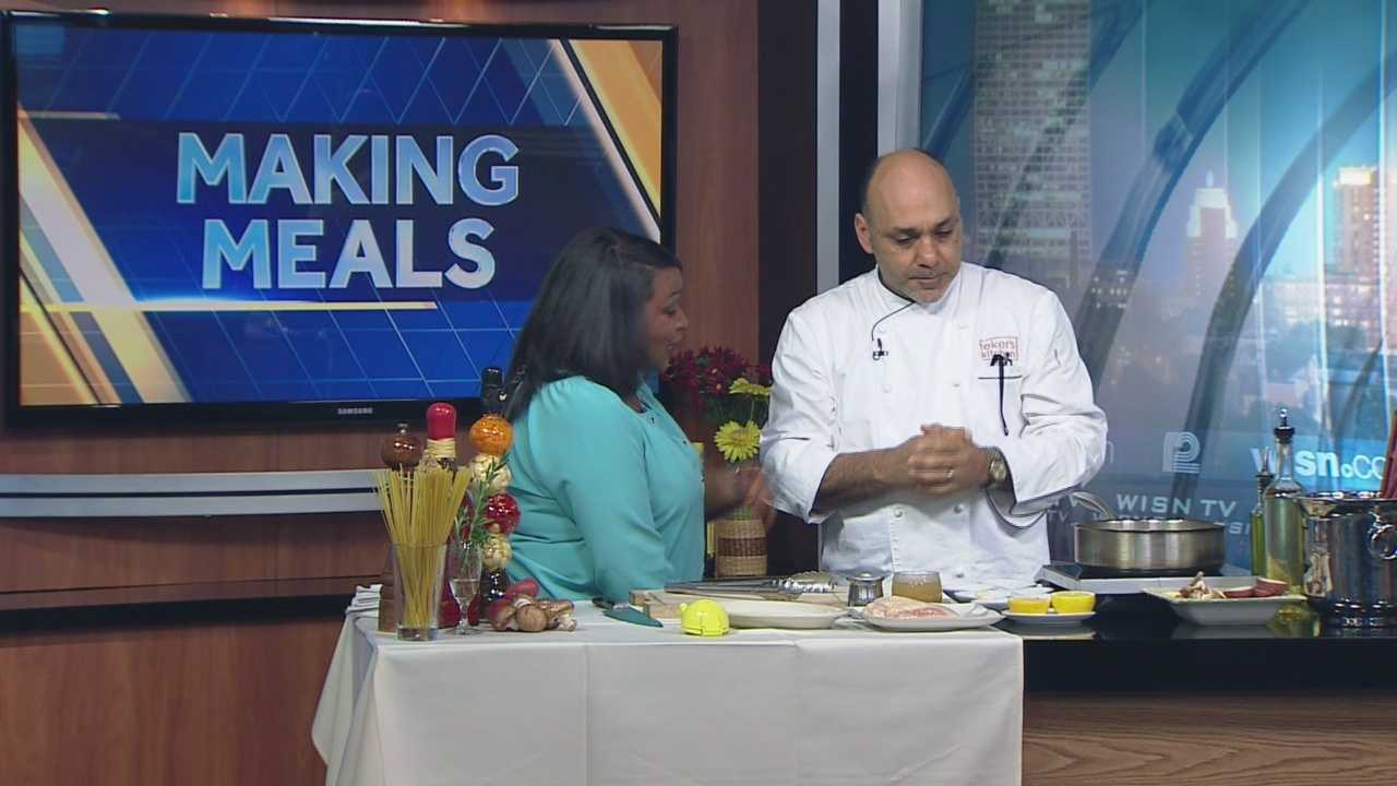 Making Meals with Chef Michael Feker