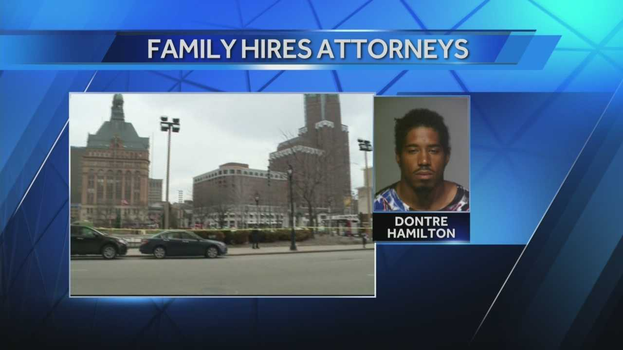 Attorneys retained by Hamilton relatives