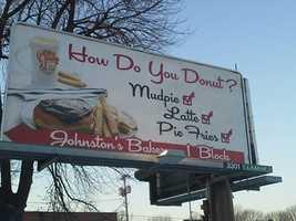 Johnston's Bakery -1227 Superior Ave., Sheboygan