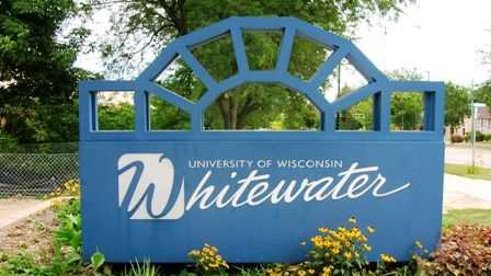 uw whitewater sign
