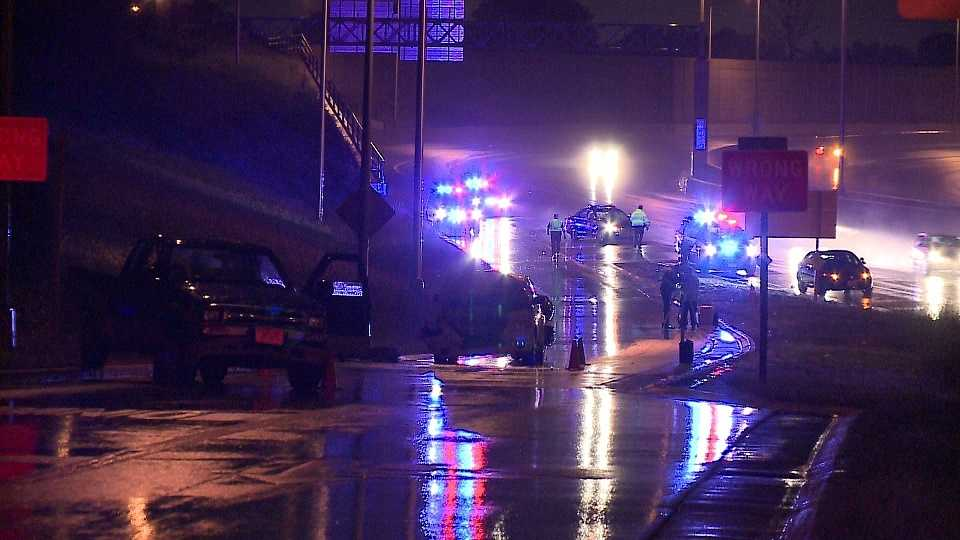 Serious crash reported on I-43 near Howard Ave.