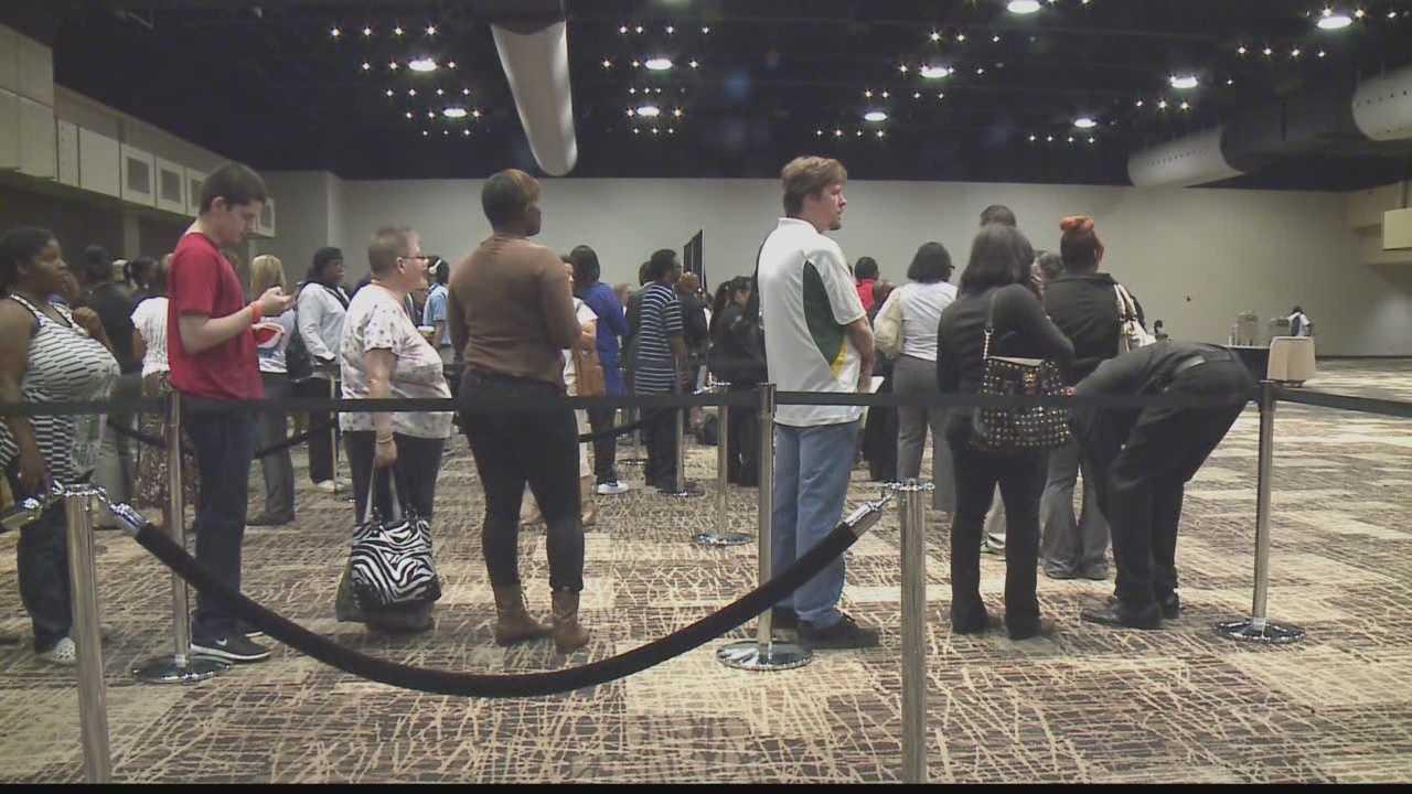 Jobs still available at Potawatomi Casino