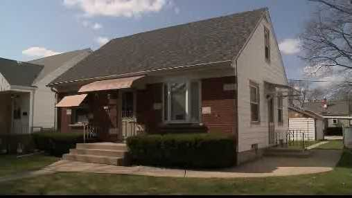 sex offender house