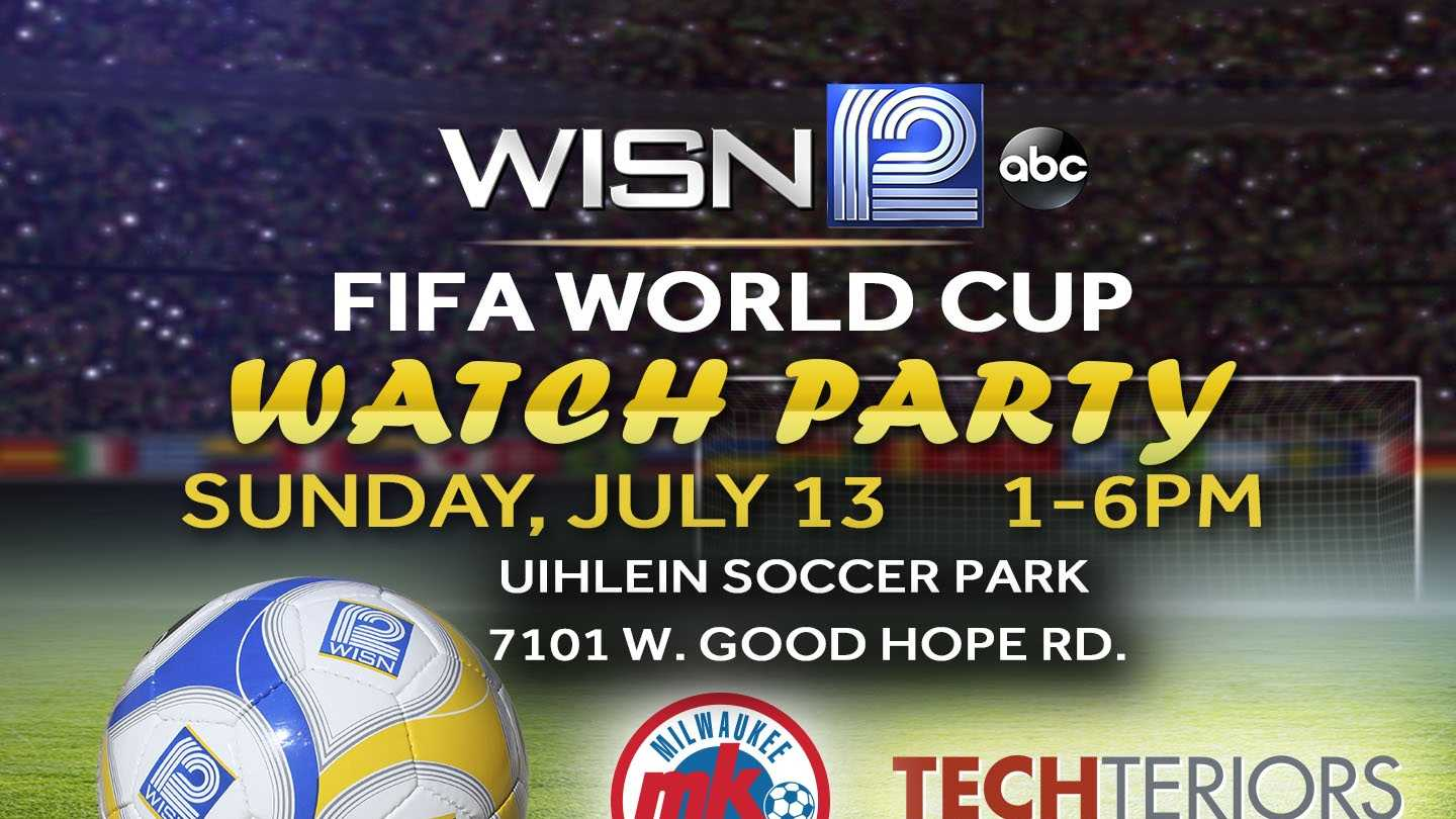 World Cup Watch Party graphic