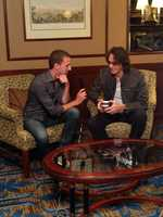 Kidd O'Shea interviews Rick Springfield ahead of his Summerfest Opening Night concert.