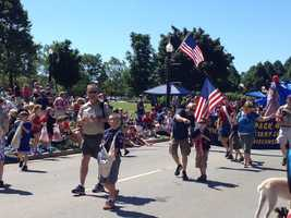 Brookfield parade