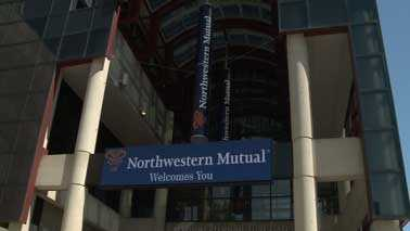 Northwestern Mutual welcome sign