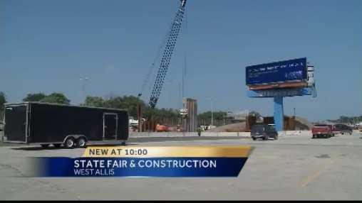 work around State Fair