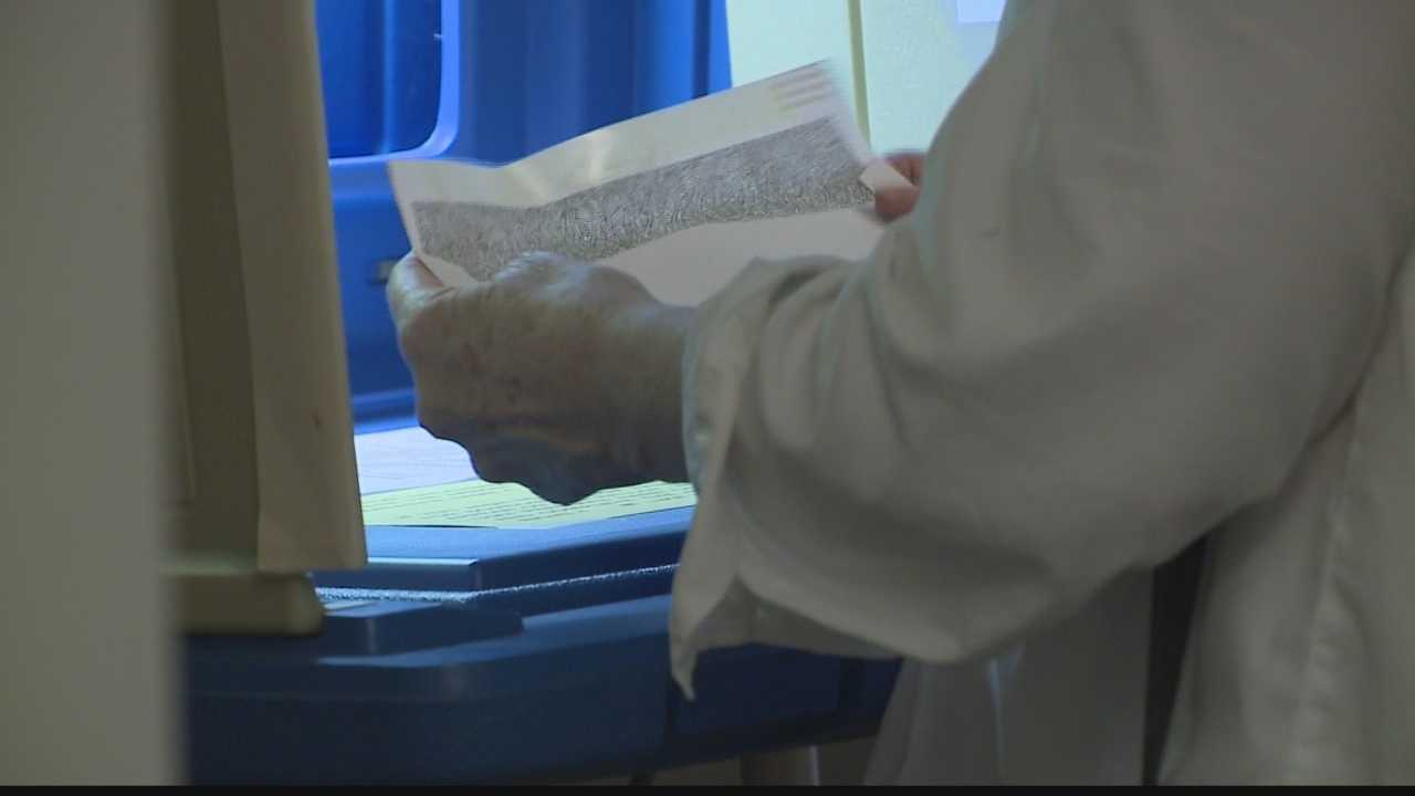 Early voting for primary brings changes