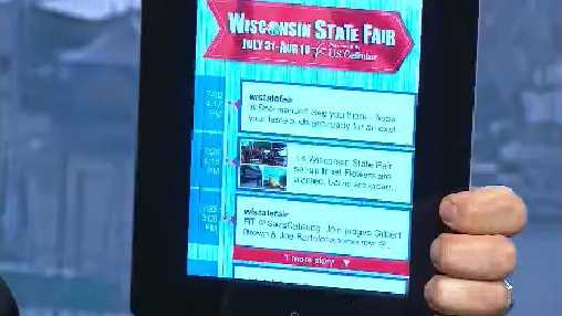 State Fair app