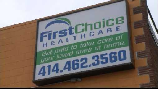 first Choice sign