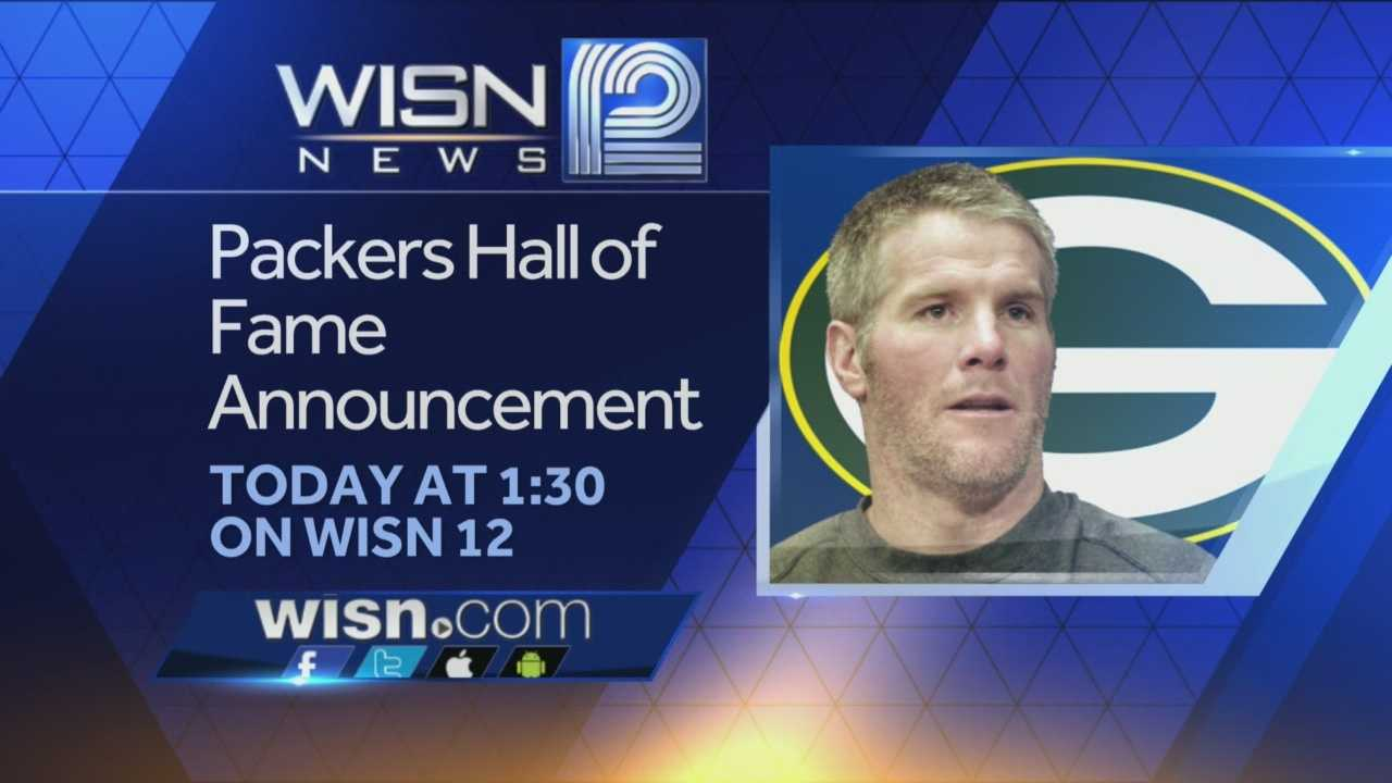 Favre confirms jersey retirement, Packers Hall of Fame induction