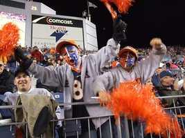 No. 2 -- Denver Broncos fans