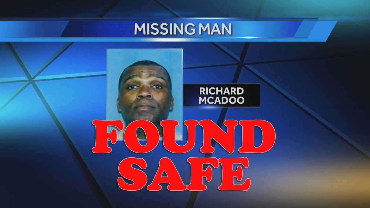 57 year-old Richard McAdoo reported missing from Milwaukee.