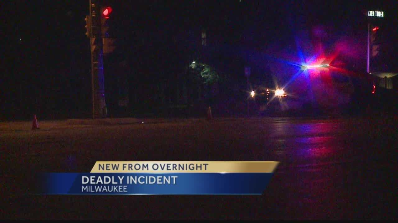 Deadly hit-and-run shooting incident