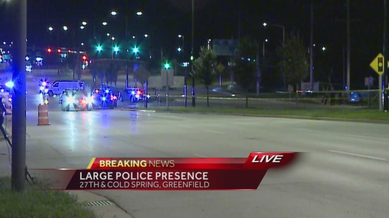 Greenfield police presence