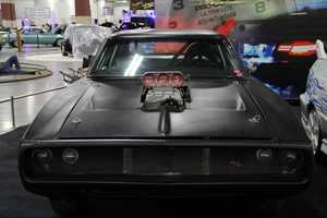 1970 Dodge Charger from 'Fast & Furious' and 'Fast 5'.