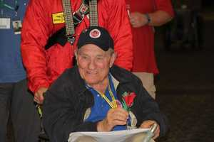 Stars and Stripes Honor Flight (SSHF) is the local hub of the national Honor Flight network.