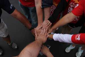 Follow along on social media with #UnifiedRelay and #PassTheFlame