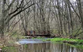 Carver-Roehl Park State Natural Area, Janesville