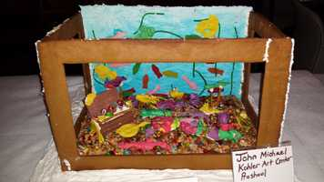 From the Kohler Art Center Preschool