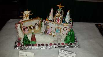 """O Holy Night"", 2nd Grade"