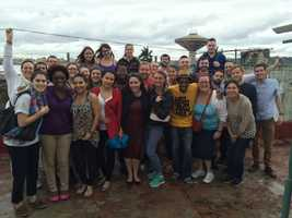 Marquette University Law School students make history with their trip to Cuba in January.