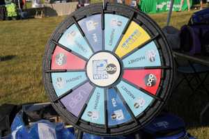 Step up and spin the WISN prize wheel.