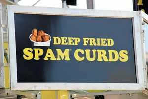 The Wisconsin State Fair is known for having new and unusual food every year.  SPAM curds are new in 2016.