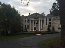 A mansion on Pine Lake in Chenequa is going to auction Sept. 29.