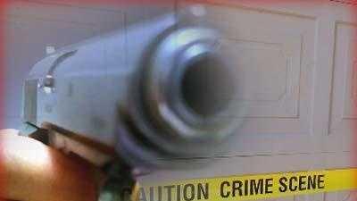 Generic Shooting Crime Scene - 8236090
