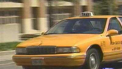 taxi cab - 9071104