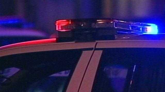 Police Car Lights - 28278390