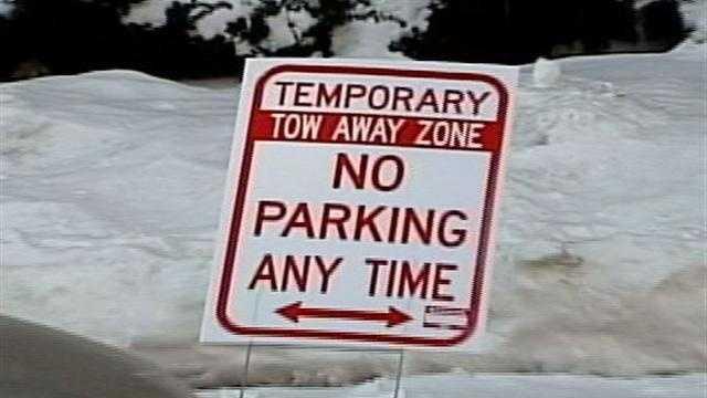 No Parking Sign - 26840482