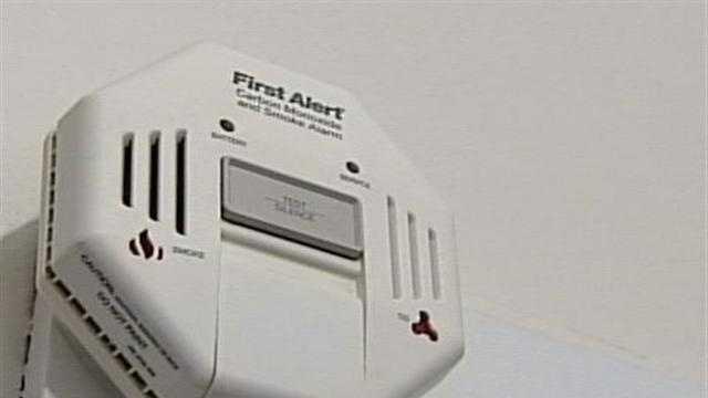Carbon Monoxide Detector - 26631826