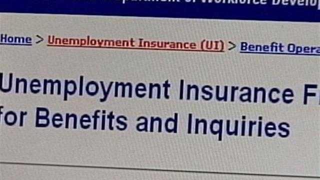 Unemployment Benefits - 26003927