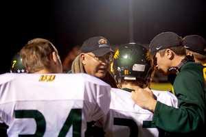 Hartford beats Beaver Dam 26-19 on Friday, Oct. 8, 2010, in Hartford, Wis.
