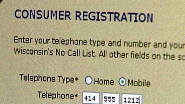 NO CALL LIST - 19590403