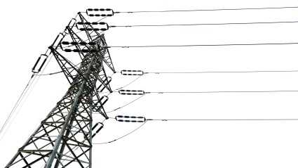 power lines, electricity, electric lines