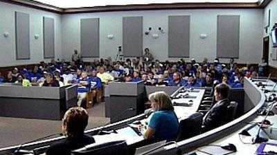 Metro Council Considers Proposal - 14155561