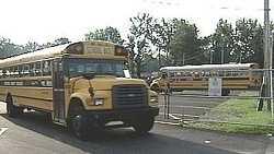JCPS school bus