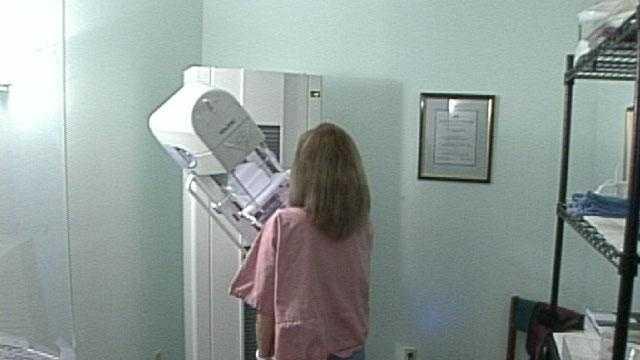 Mammogram - 13791984