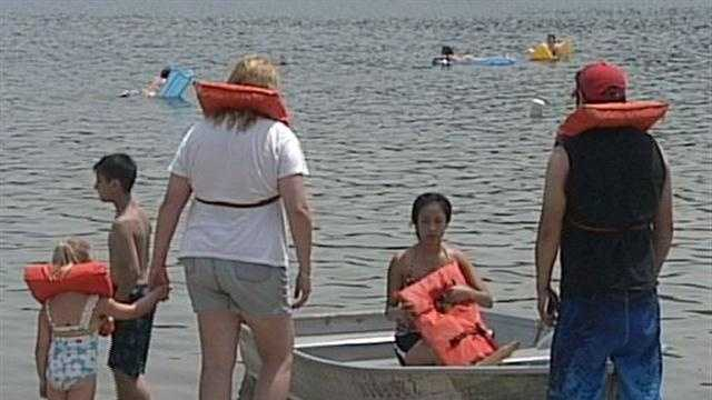 The Memorial Day weekend marks the unofficial start to the boating season, and officials urge safety as people hit the water.