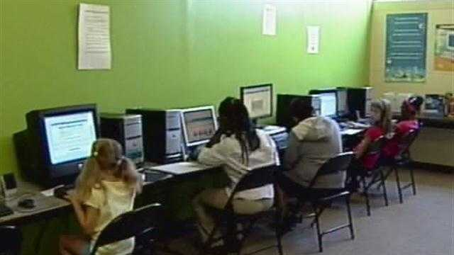 Many kids taking part in new summer digital learning program