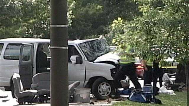 911 Records released from deadly day care van crash