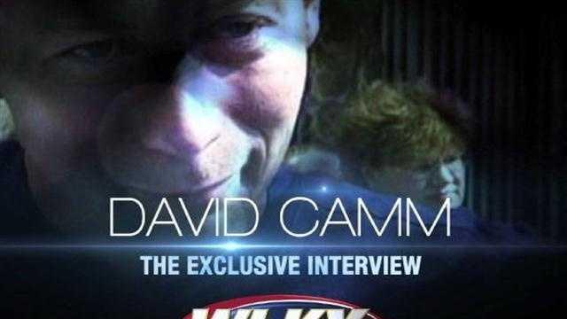 Exclusive David Camm interview