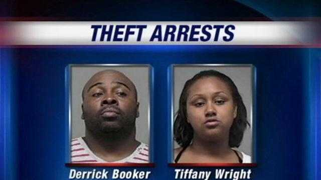 Pair charged in Louisville car break ins